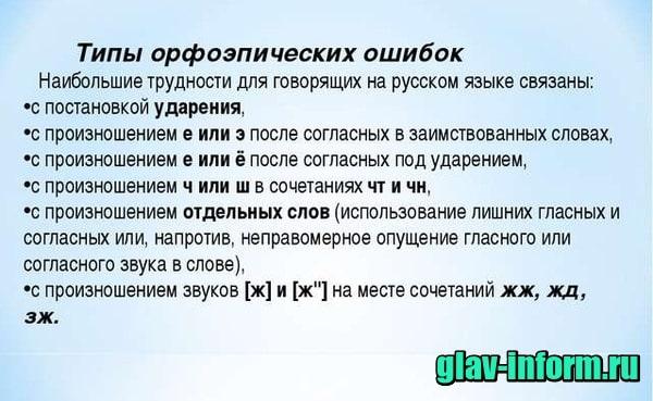 картинка Что такое орфоэпия в русском языке определение, сходства и различия с фонетикой